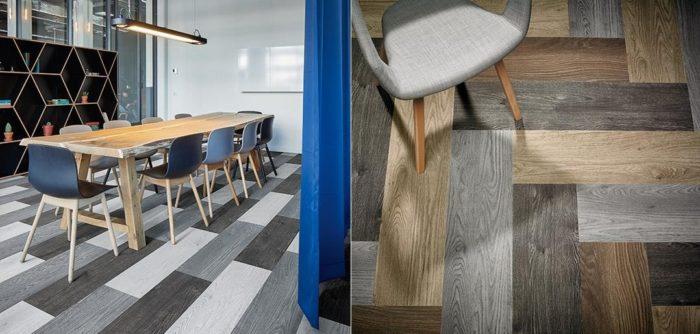 Barkotex.cz Off Oživte Kancelář Netypickou Podlahou 02 Uvodflotex Planks Dílce Wood